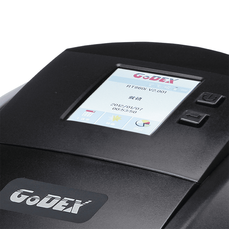 GODEX RT860I - Thermal Printer Support