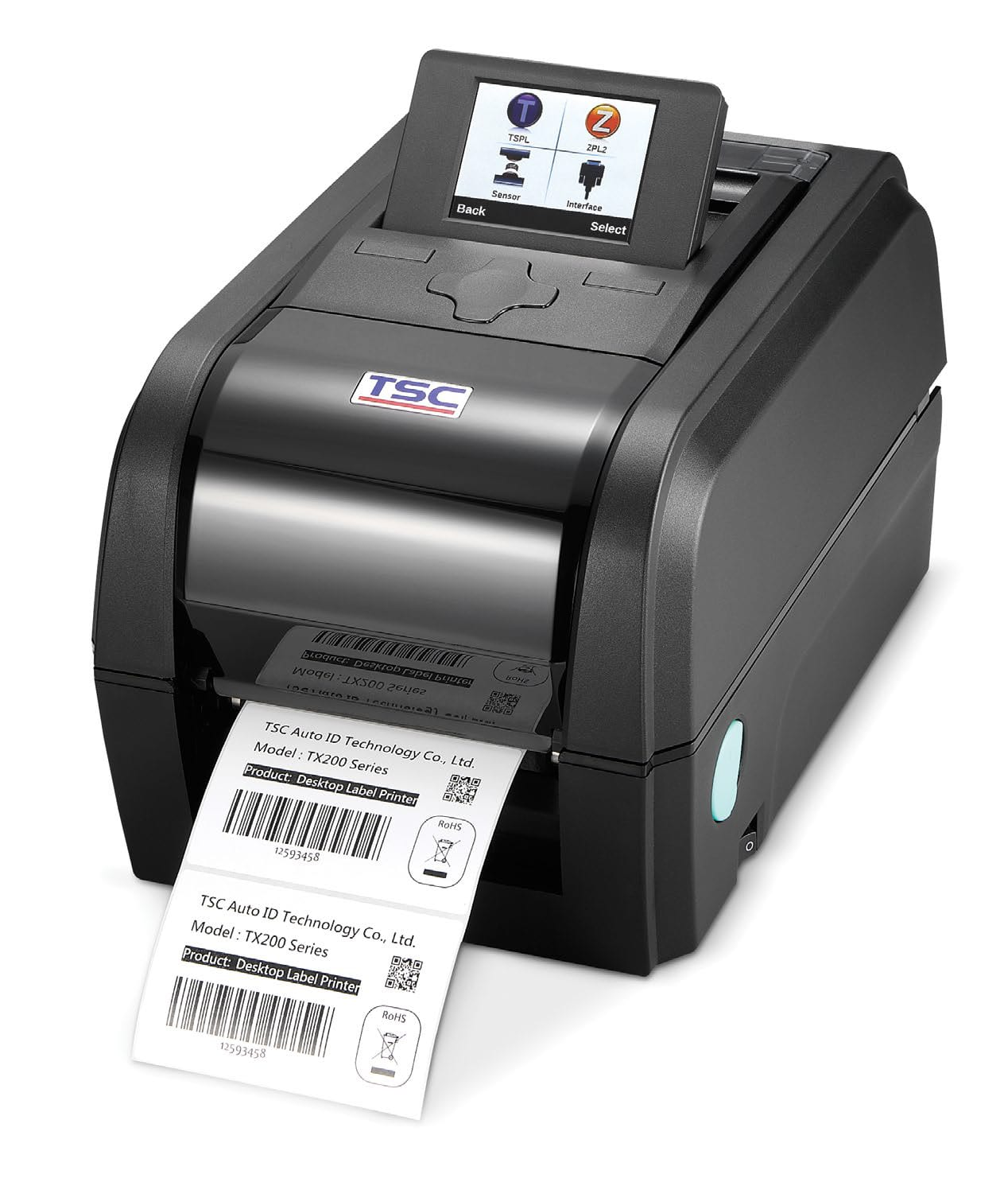 TSC TX200 - Thermal Printer Support