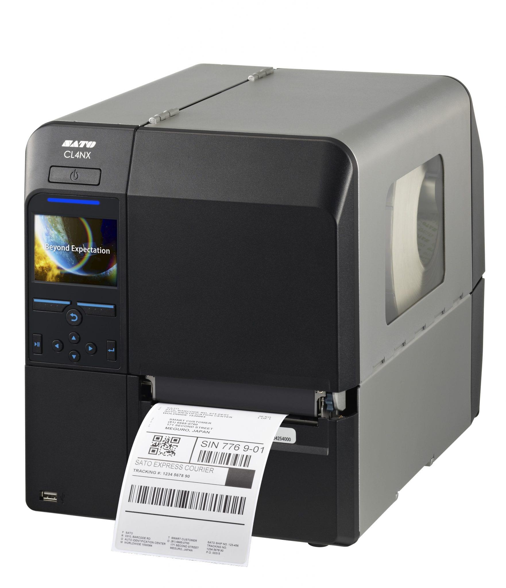 Thermal transfer printer: description and purpose. Thermal Transfer Printing 7