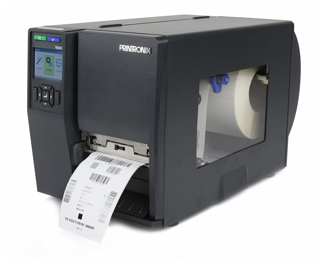 Printronix T6304 Thermal Printer Support