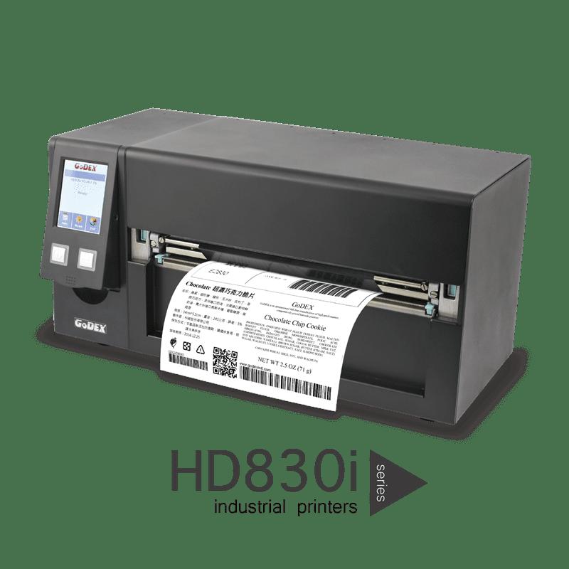 GODEX HD830i - Thermal Printer Support